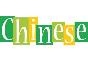 Chinese lemonade logo