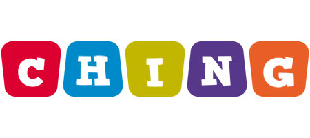 Ching daycare logo