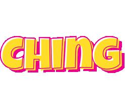Ching kaboom logo