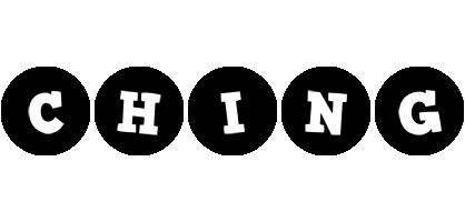 Ching tools logo