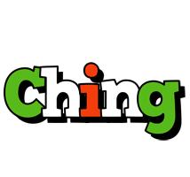 Ching venezia logo