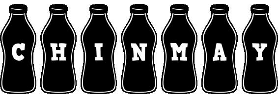 Chinmay bottle logo