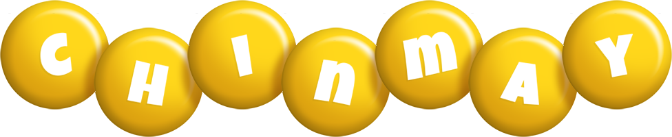 Chinmay candy-yellow logo