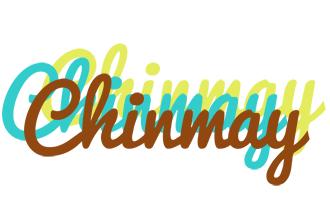 Chinmay cupcake logo