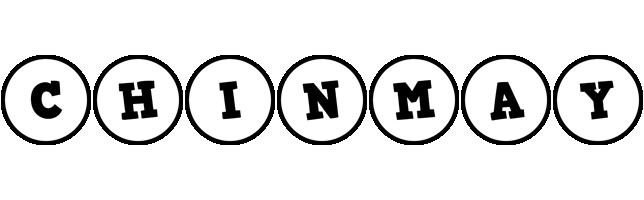 Chinmay handy logo