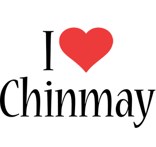 Chinmay i-love logo