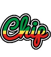 Chip african logo