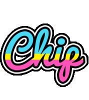 Chip circus logo