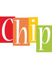 Chip colors logo
