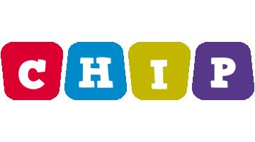 Chip daycare logo