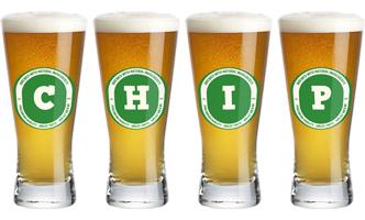Chip lager logo