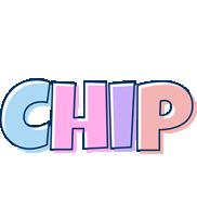 Chip pastel logo