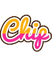 Chip smoothie logo