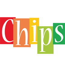Chips colors logo