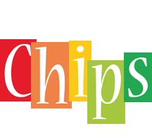 Chips colors logo