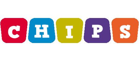Chips daycare logo