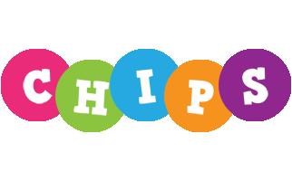 Chips friends logo