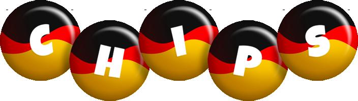 Chips german logo