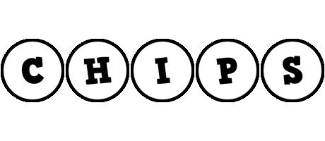 Chips handy logo