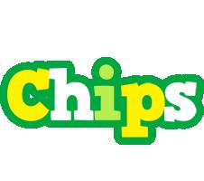 Chips soccer logo