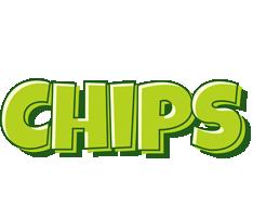 Chips summer logo