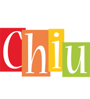 Chiu colors logo
