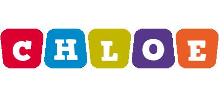 Chloe kiddo logo