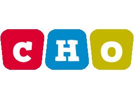 Cho daycare logo