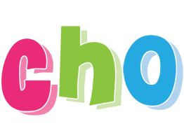 Cho friday logo