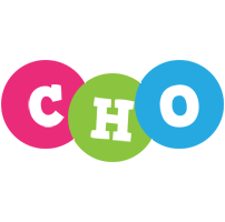 Cho friends logo