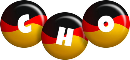 Cho german logo