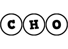 Cho handy logo