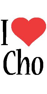 Cho i-love logo