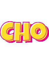 Cho kaboom logo