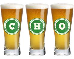 Cho lager logo
