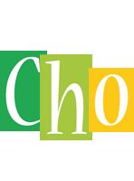 Cho lemonade logo