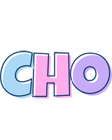 Cho pastel logo