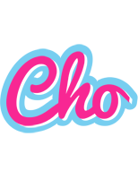 Cho popstar logo