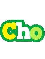 Cho soccer logo