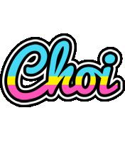 Choi circus logo