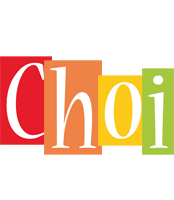 Choi colors logo