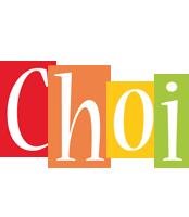Choi colors logo
