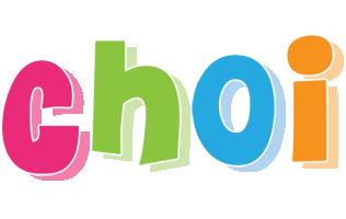Choi friday logo