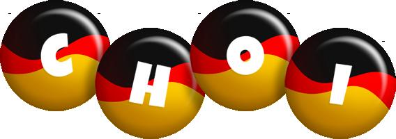 Choi german logo