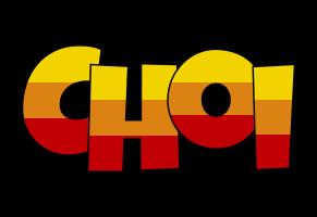 Choi jungle logo