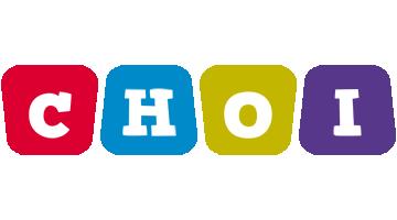 Choi kiddo logo