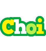 Choi soccer logo