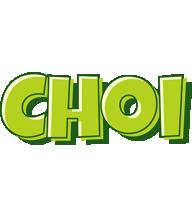 Choi summer logo