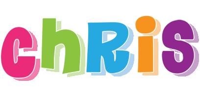 Chris friday logo