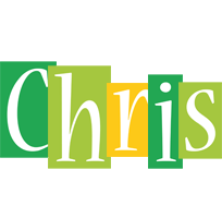 Chris lemonade logo